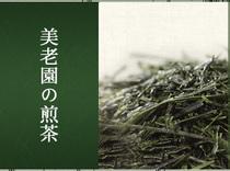 美老園の煎茶
